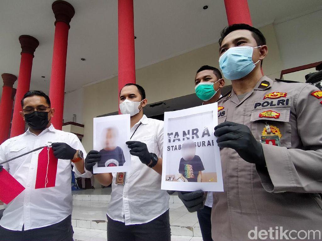 Sepasang Kekasih yang Masih Remaja 7 Kali Curi Motor di Surabaya