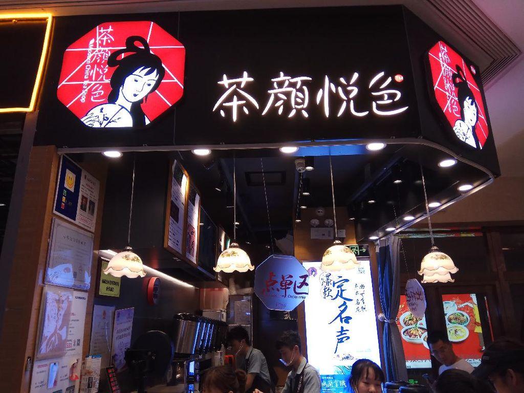 Dianggap Lecehkan Perempuan, Toko Sexy Tea di China Dikecam