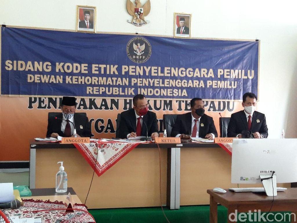 Komisioner KPU Boyolali Disidang DKPP Terkait Perselingkuhan