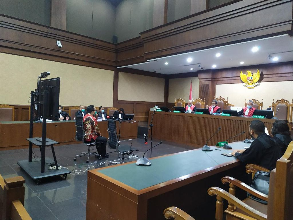 Jaksa Minta Hakim Tolak Pleidoi Brigjen Prasetijo di Kasus Red Notice