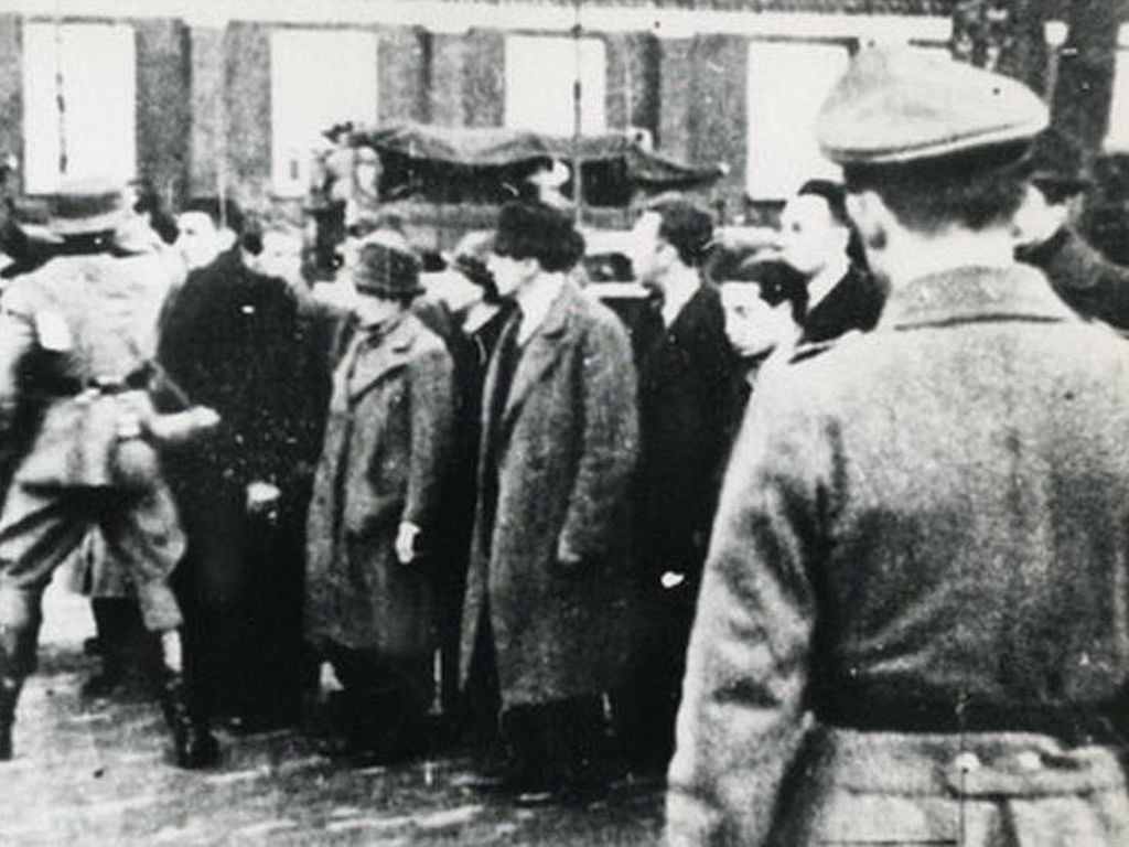 Kisah Pembantaian Orang Yahudi Belanda di Kamar Gas Rahasia Nazi