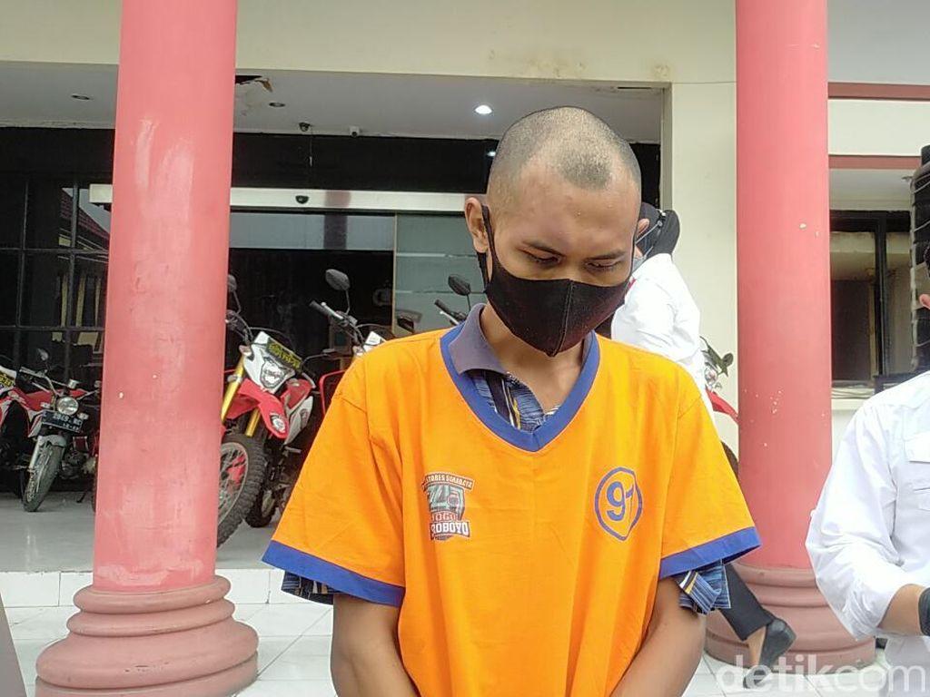 Ayah di Surabaya Ngaku Khilaf Pukul Anak Tiri Karena Dikurung Istri