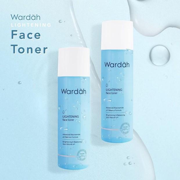 Wardah Face Toner/Sumber:instagram.com/wardahbeauty/