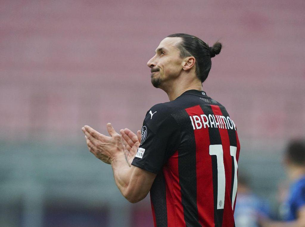 Milan Vs Inter: Ibrahimovic ke Mana, Ya?