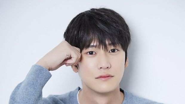 Aktor Korea Na In-woodok. Cube Entertainment