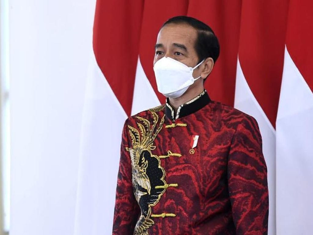 Jokowi Beberkan Strategi Bangkit dari Krisis Akibat Pandemi