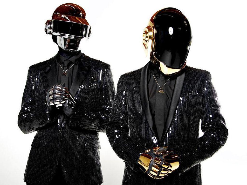 Usai Bubar, Streaming Lagu Daft Punk Naik 500 Persen