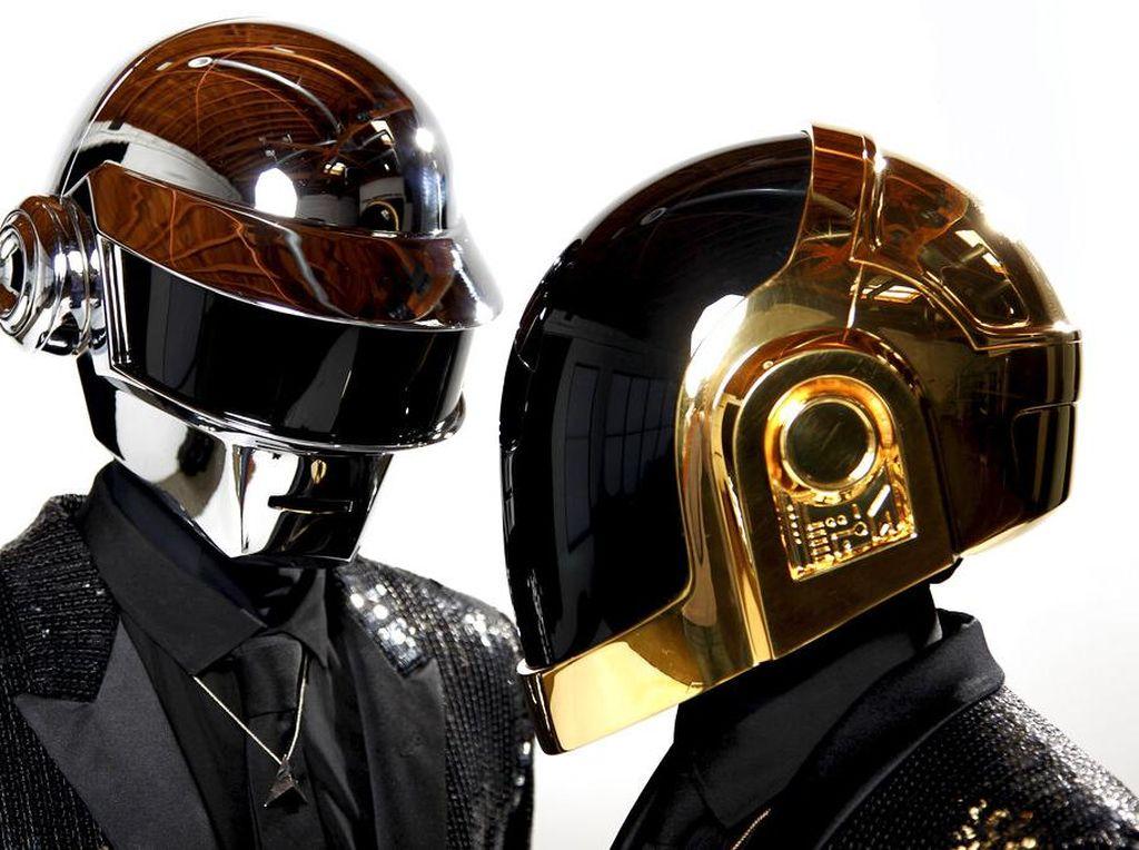 Fakta Kekayaan Daft Punk yang Bubar Usai 28 Tahun Berkiprah