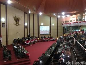 Paripurna DPRD Usul Bobby Nasution Dilantik Jadi Walkot Medan 26 Februari