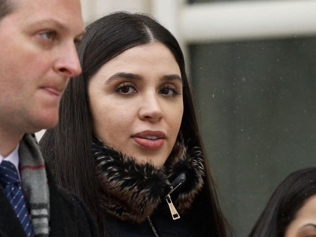 Sekongkol Impor Narkoba Bikin Istri El Chapo Terancam Pidana