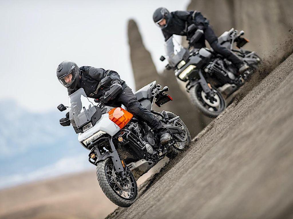 Tantang BMW R 1250 GS, Harley Luncurkan Motor Adventure Pan America