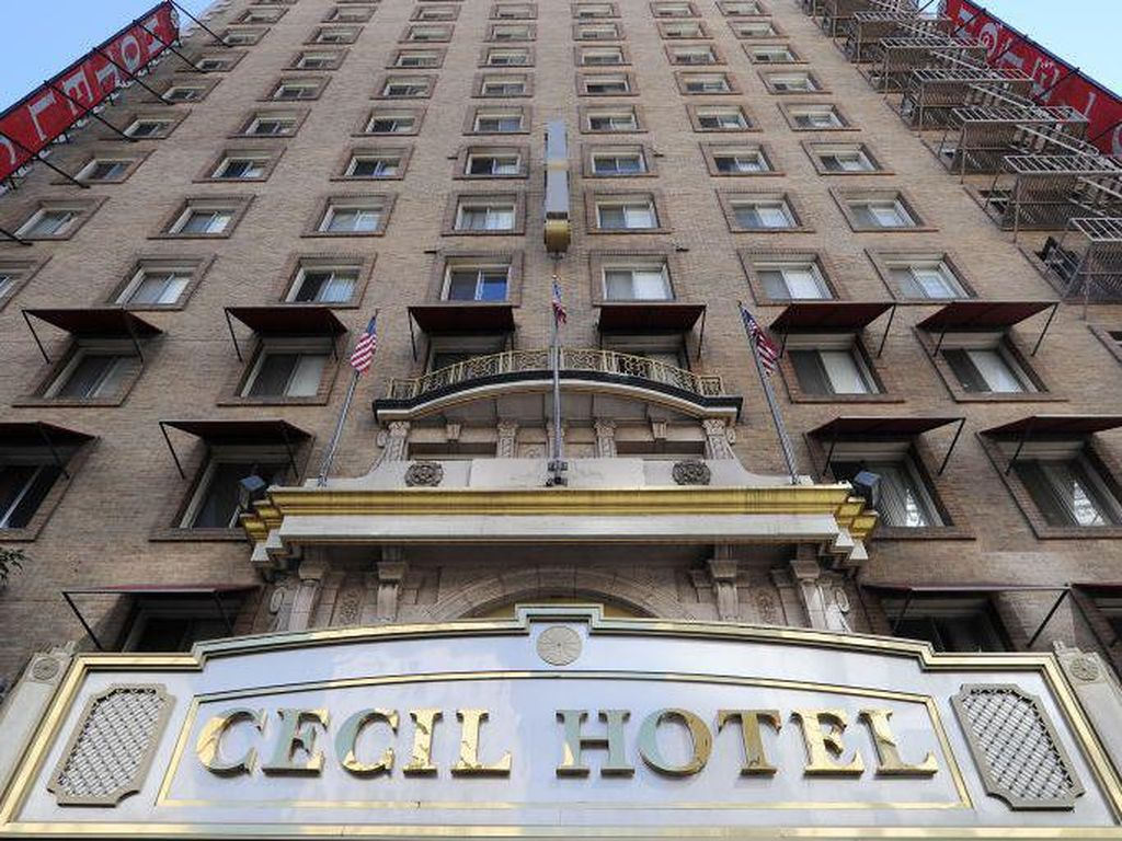 Foto: Hotel AS yang Jadi Saksi Bisu Sederet Kasus Pembunuhan