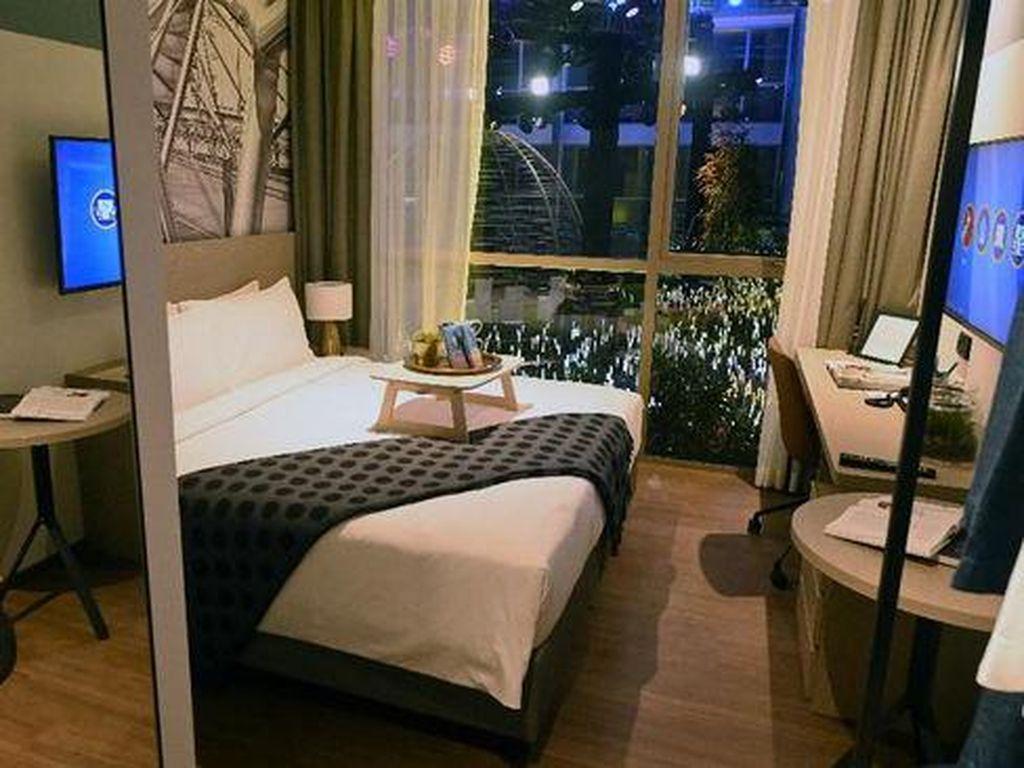 Enaknya Pebisnis ke Singapura, Bisa Menginap di Hotel Bebas Corona