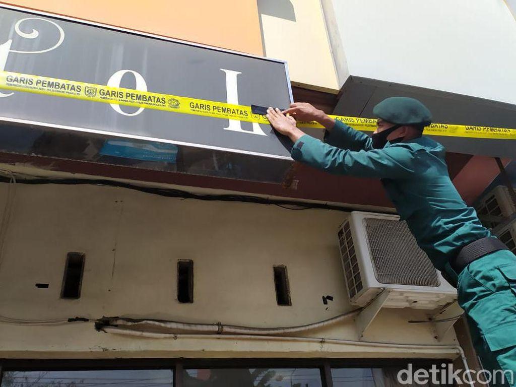 Hotel di Banda Aceh Disegel Polisi Syariat Gegara Kasus Pasangan Mesum