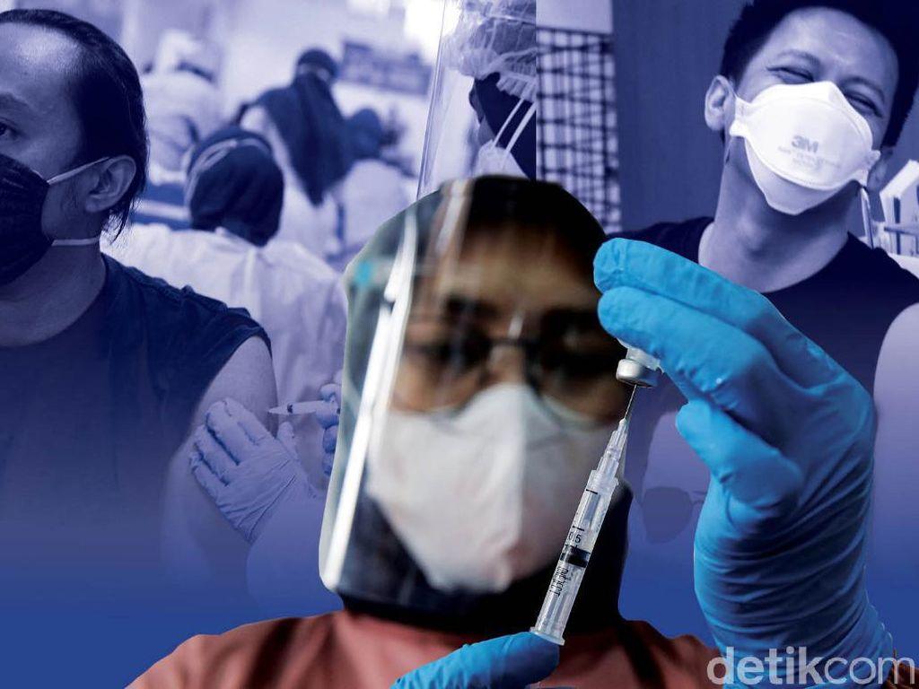 Universitas Moestopo Gelar Vaksinasi Gratis Bagi Masyarakat Umum