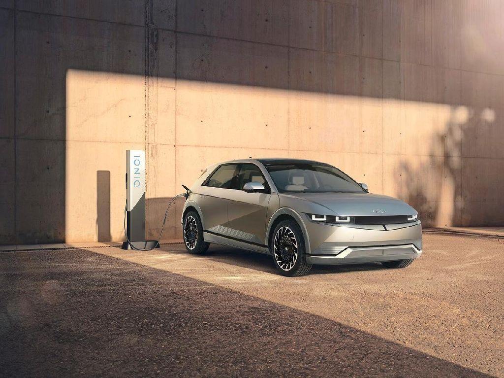 Joss! Hyundai Ioniq Crossover Segera Diperkenalkan, Catat Tanggalnya