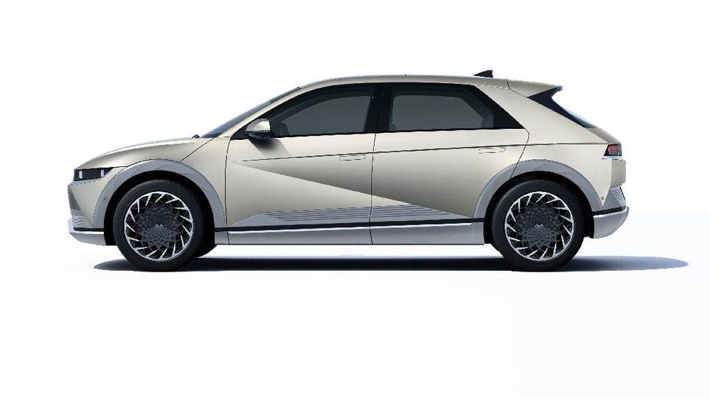 Ini Dia Crossover Listrik Terbaru Hyundai, IONIQ 5