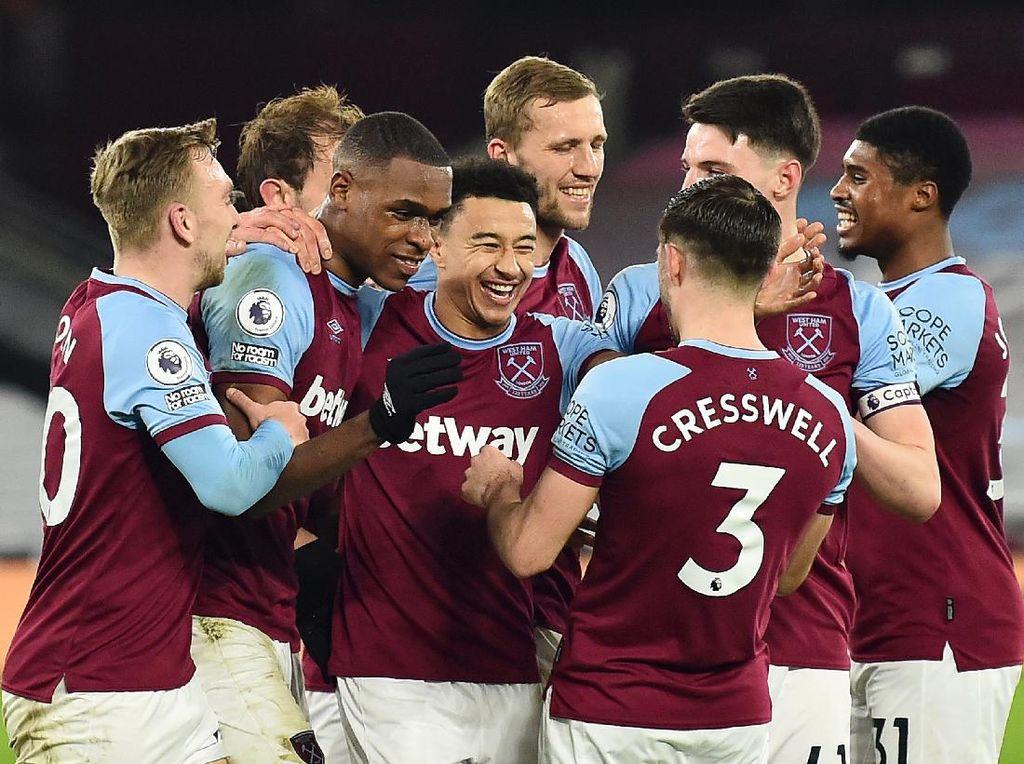 Jesse Lingard Moncer Lagi Berkat Cinta dari West Ham