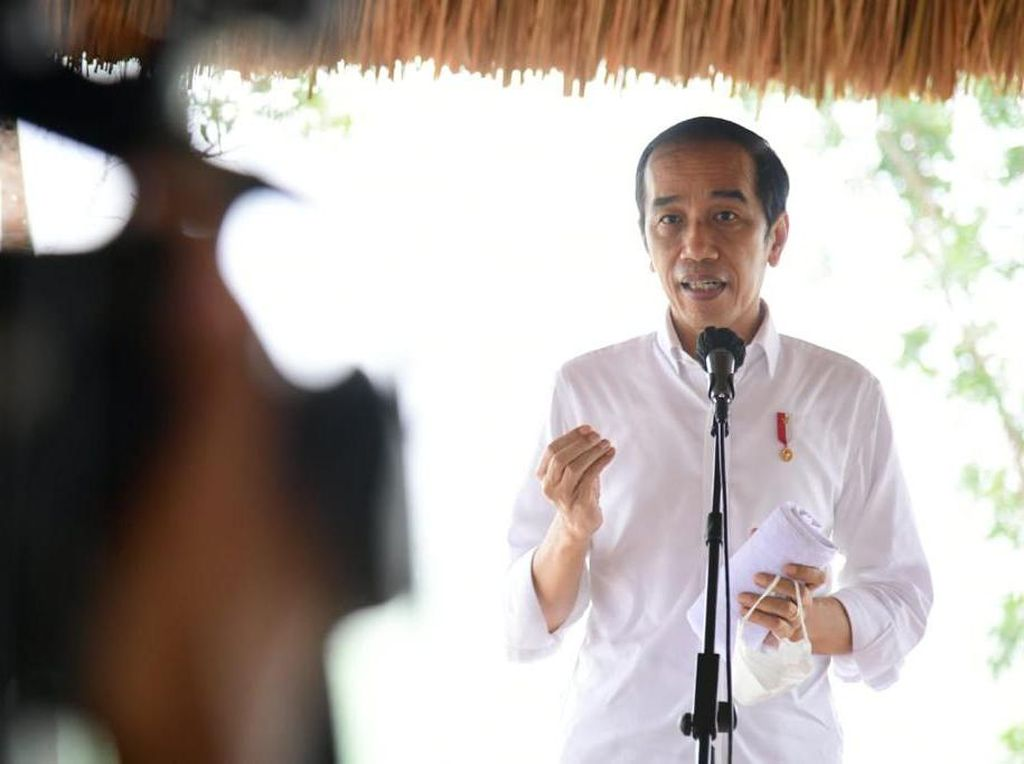 Sentilan Untuk Jokowi yang Gaungkan Benci Produk Asing