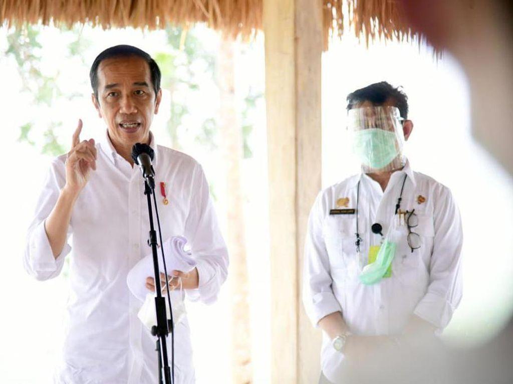 Wejangan Keras Jokowi untuk Para Bupati: Anggaran Jangan Diecer-ecer!