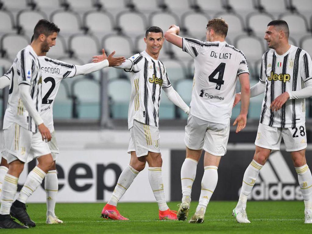 Melihat Gol-gol Keren Juventus Saat Tumbangkan Spezia 3-0
