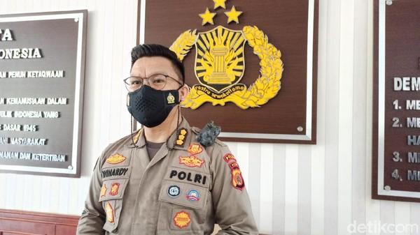 Kabid Humas Polda Aceh Kombes Winardy (Agus Setyadi/detikcom)