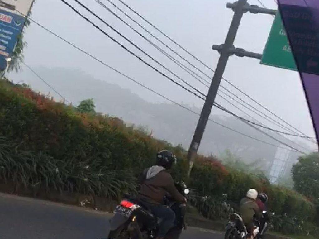 BMKG soal Kabut Tebal di Wilayah BSD Tangsel: Udara Kabur