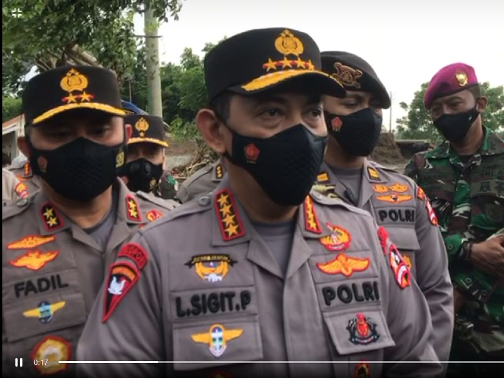 Penjelasan Kapolri soal Dibentuknya Virtual Police: Tugasnya Mengedukasi