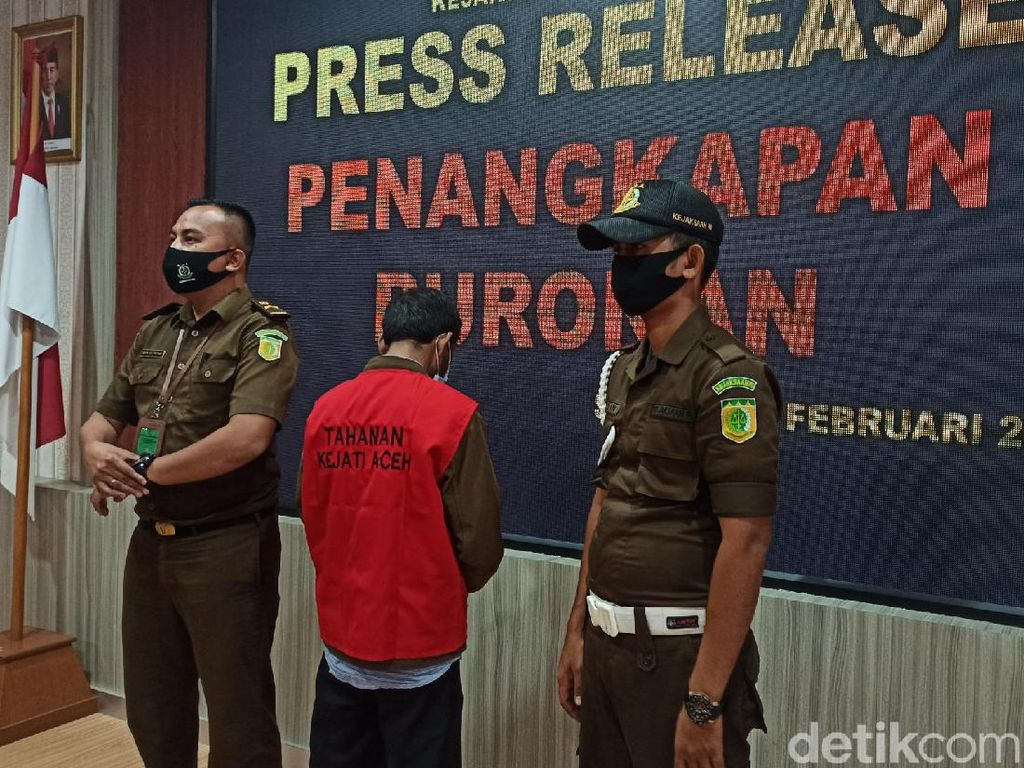 Buron 3 Tahun Usai Divonis MA, Pencuri 3 Kerbau di Aceh Ditangkap