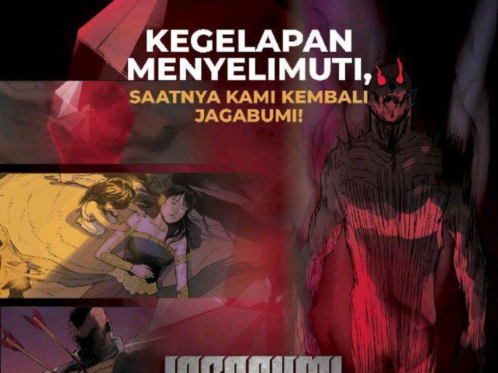 Pertarungan Belum Usai, Jagabumi Berlanjut ke Volume 4