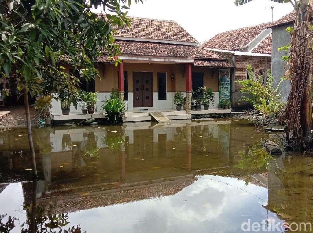 Banjir di Kudus, 73 Jiwa Masih Bertahan di Pengungsian