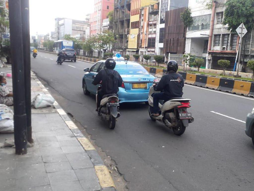 Warga Sebut Macet di LEZ Kota Tua Jakarta Sering Terjadi Saat Akhir Pekan