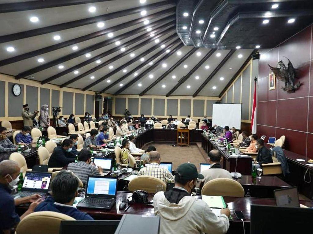 MPR Bersama PWI Adakan Uji Kompetensi Wartawan Parlemen