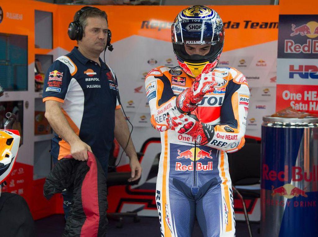 Honda Rindu Marc Marquez