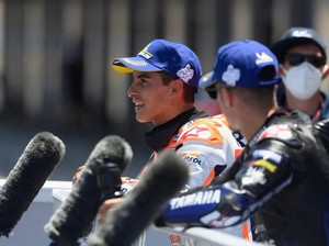 Marquez Masa Bodo dengan Rival di MotoGP 2021