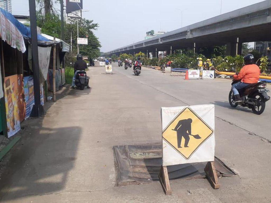 Pemkot Segera Perbaiki Tutup Gorong-gorong Drainase yang Rusak di Kalimalang