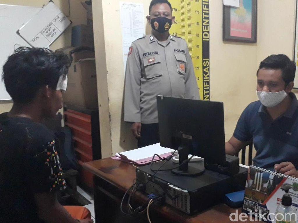 Pengakuan Jambret yang Dikejar dan Ditabrak Gadis di Pasuruan