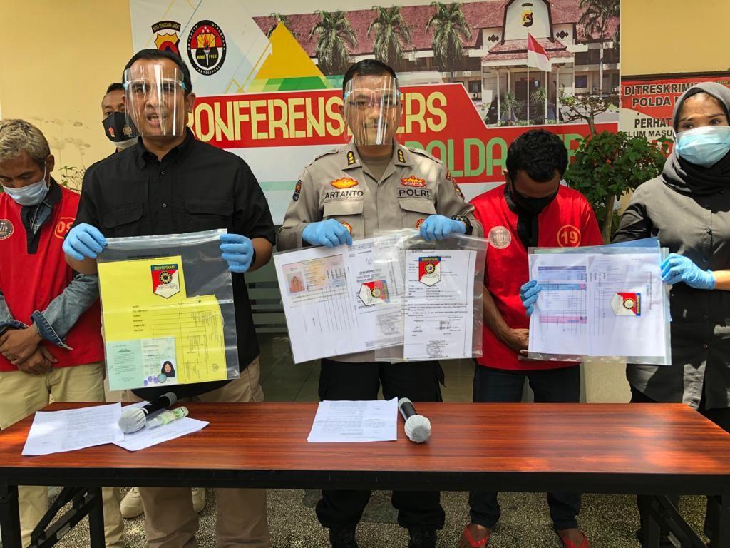 Polda NTB Ciduk 2 Pelaku TPPO Modus PMI Ilegal, Korban Kabur dari Turki
