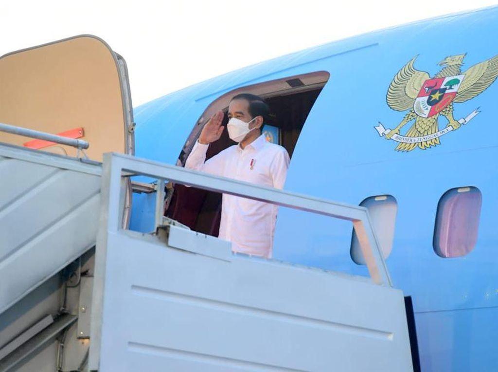 Jokowi ke NTT, Akan Tinjau Lumbung Pangan-Resmikan Bendungan Napun Gete