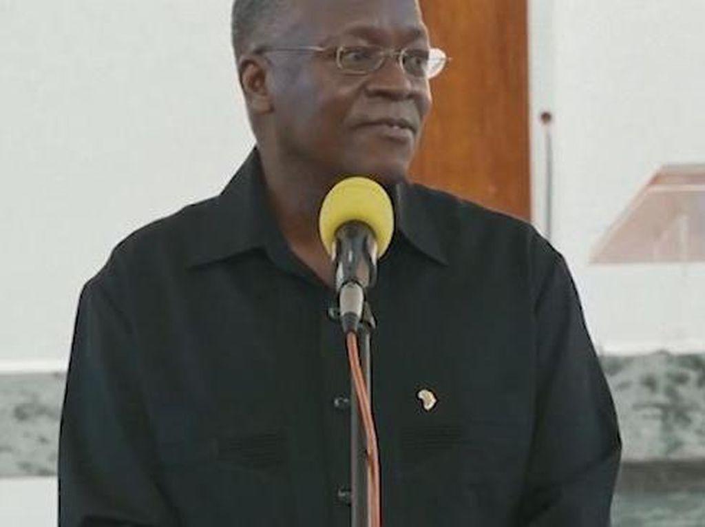 Sempat Abaikan COVID-19, Presiden Tanzania Meninggal Dunia