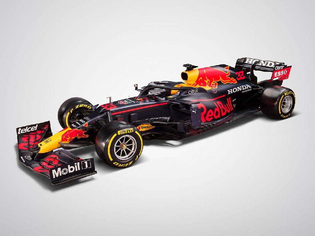 Red Bull Racing Luncurkan RB16B untuk Formula 1 2021