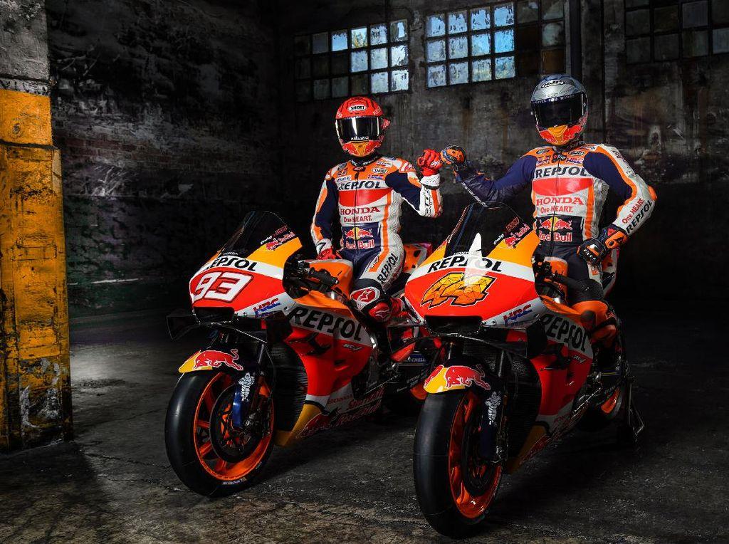 Benarkah Motor MotoGP Honda Paling Sulit Dikendarai?