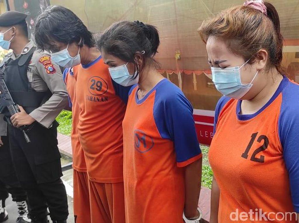 Begini Cara Polisi Bongkar Bisnis Narkoba Keluarga di Jombang Beromzet Rp 1 M
