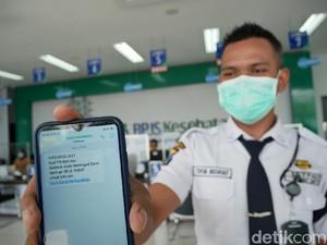 Waspada, Beredar SMS Hoaks Dapat Bantuan Dana BPJS