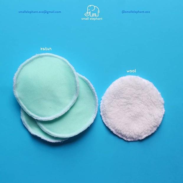 Reusable Cotton Pads agar Lebih Ramah Lingkungan