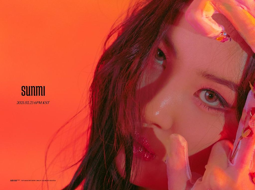 4 Fakta Comeback Tail, Album Terbaru Sunmi