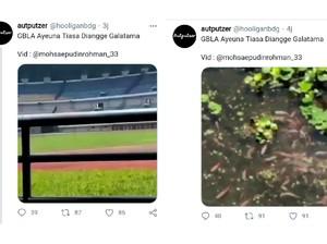 Jabar Hari Ini: Waspada Potensi Banjir-Heboh Kolam Ikan di Stadion GBLA