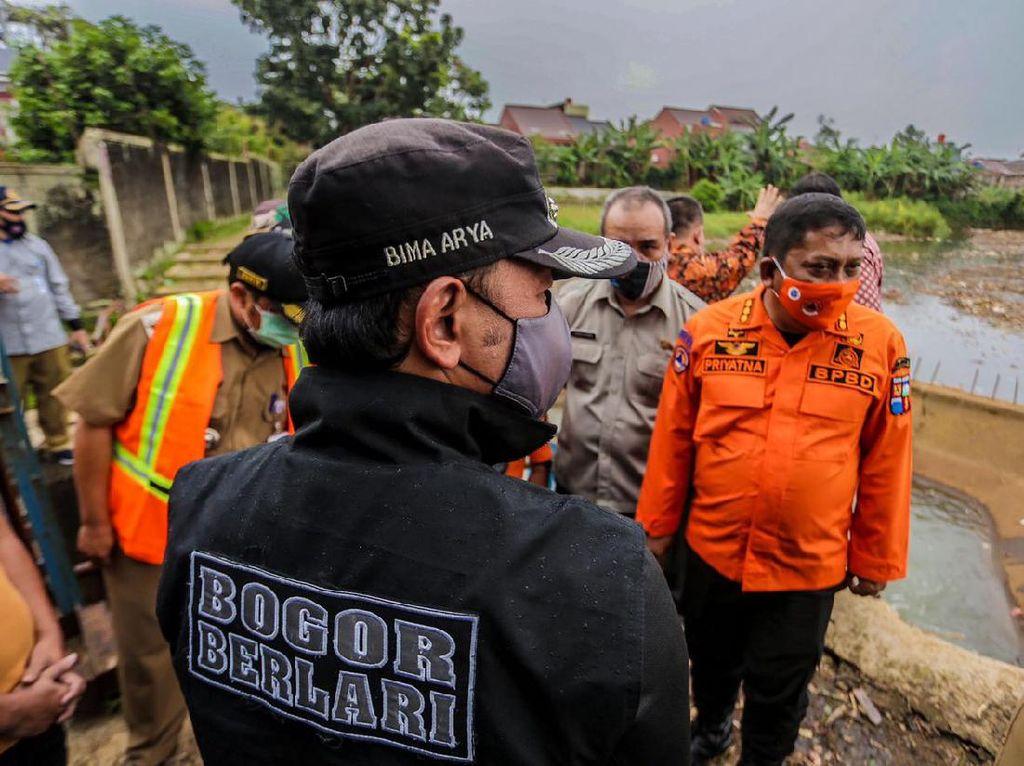 Pemkot Bogor Siapkan Langkah Antisipasi Curah Hujan Ekstrem