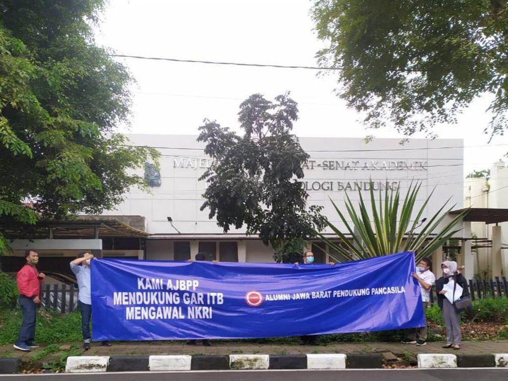 Alumni Jawa Barat Peduli Pancasila Siap Beri Bantuan Hukum untuk GAR ITB
