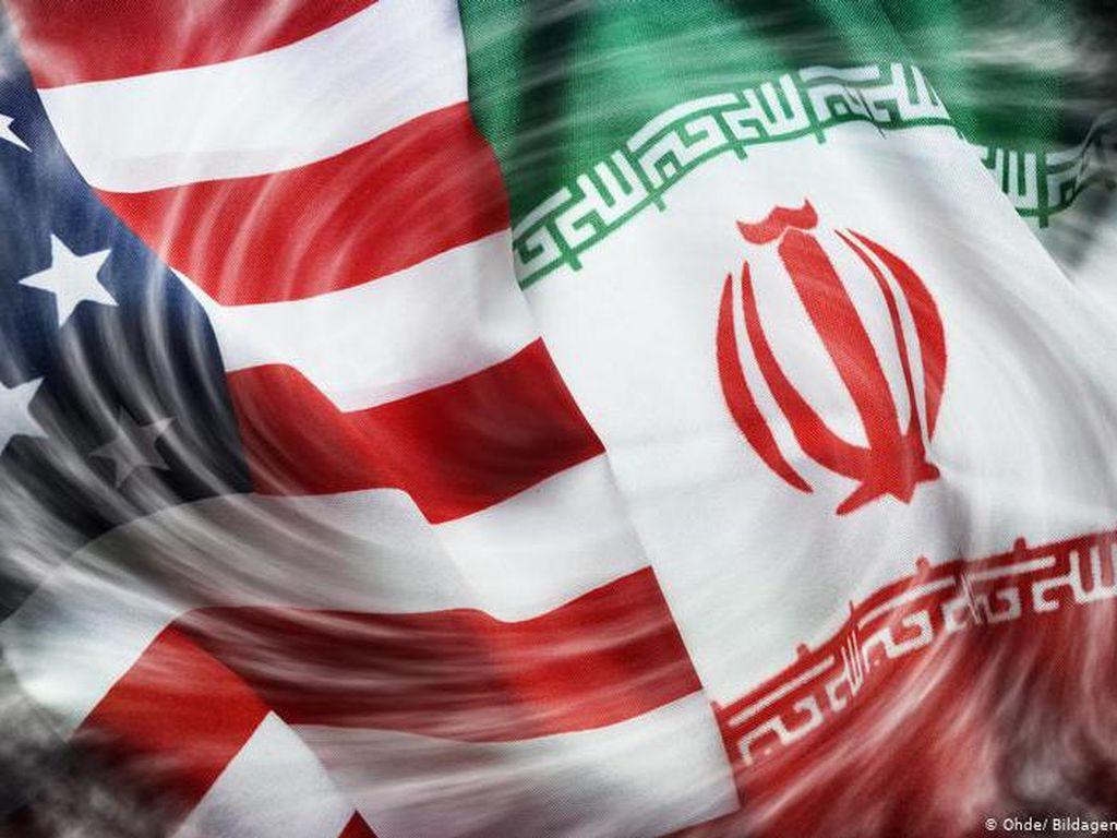 Kapal Perang AS Lepas Tembakan Peringatan ke Kapal Iran!